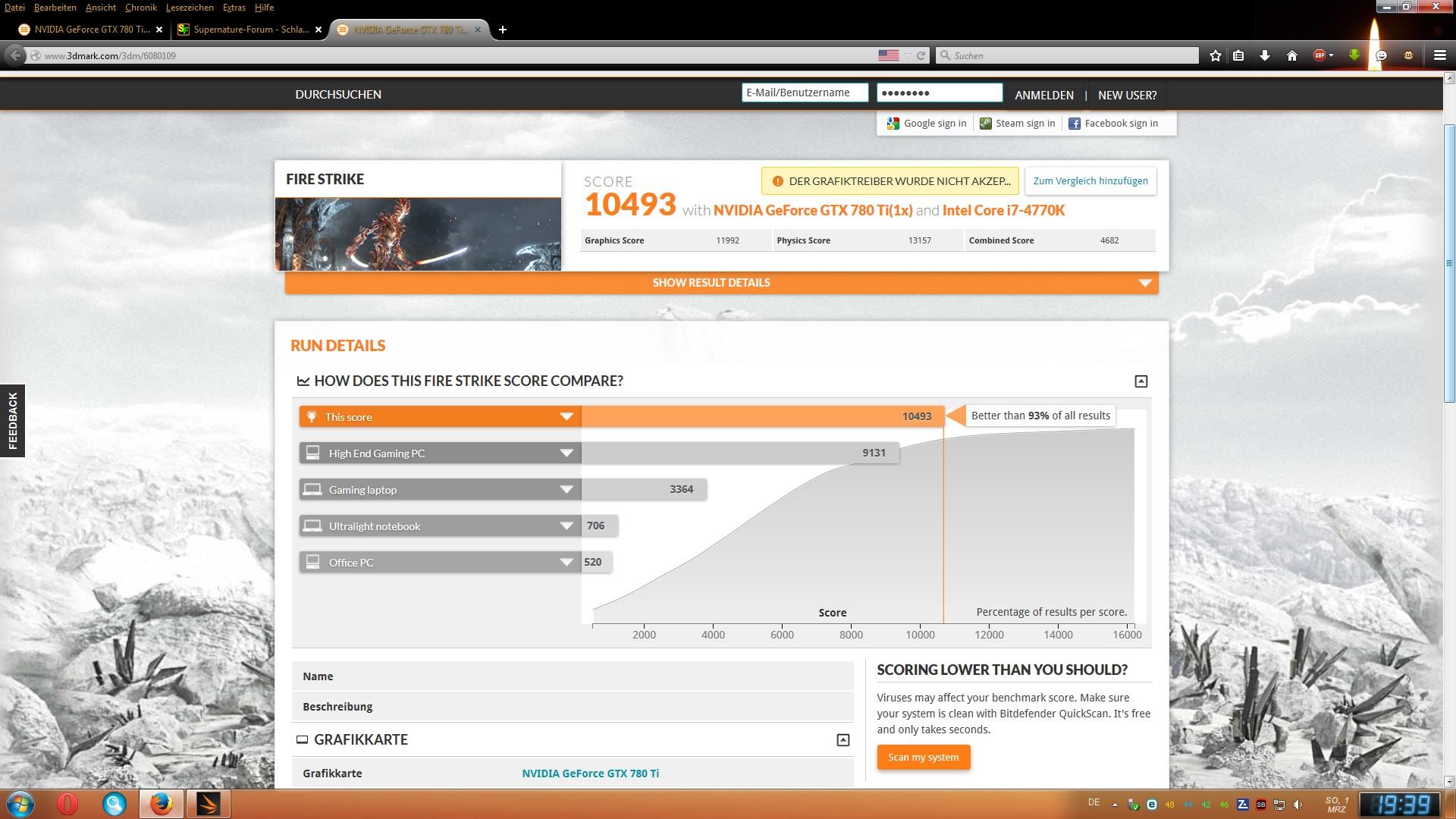 Klicke auf die Grafik für eine größere Ansicht  Name:Fire Strike Ergebnisse von Micha 1.jpg Hits:109 Größe:443,2 KB ID:78695