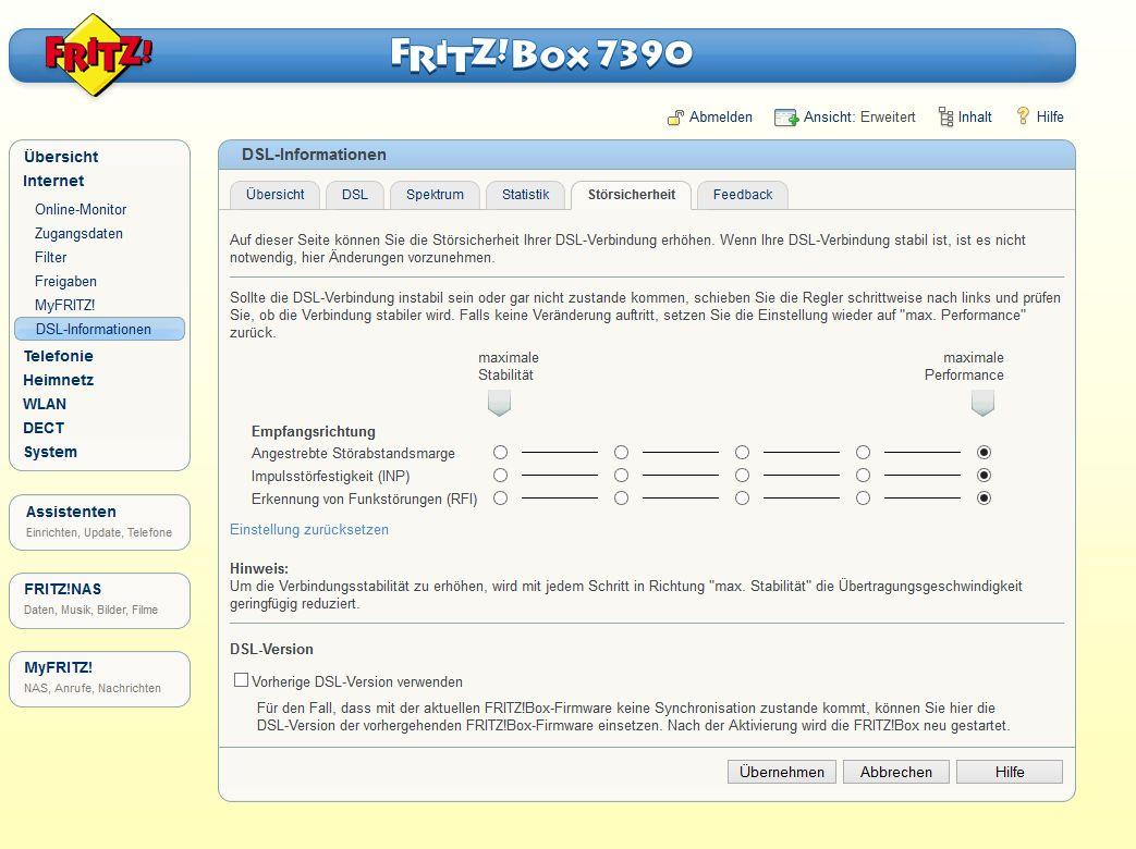 Klicke auf die Grafik für eine größere Ansicht  Name:fritzbox_stoersicherheit.jpg Hits:394 Größe:110,3 KB ID:67878