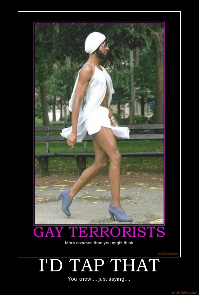 Klicke auf die Grafik für eine größere Ansicht  Name:gay-terrorist.jpg Hits:762 Größe:106,9 KB ID:66050