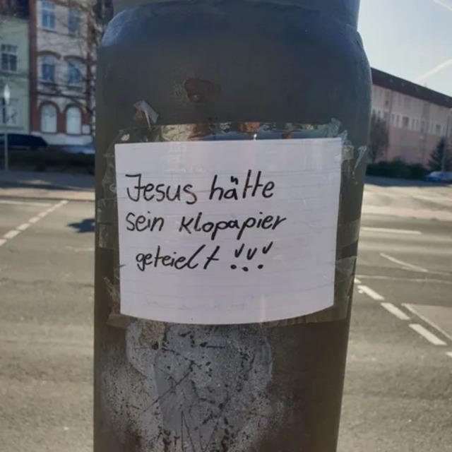 Jesus hätte sein Klopapier geteilt.jpg