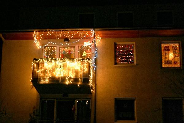 Weihnachtsbeleuchtung Forum.So Ein Zufall Weihnachtsbeleuchtung
