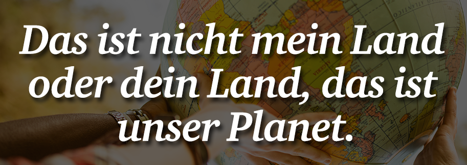 Spruch - Unser Planet.png